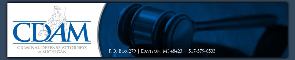 Cdam Criminal Defense Attorneys Of Michigan